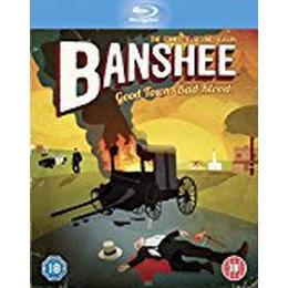 Banshee - Season 2 [Blu-ray] [2015] [Region Free]